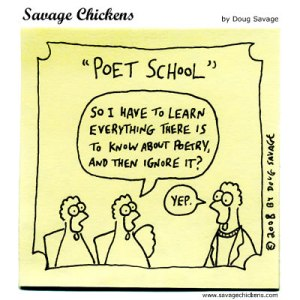 chickenpoetschool