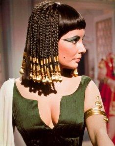 Bo Derek as Cleopatra