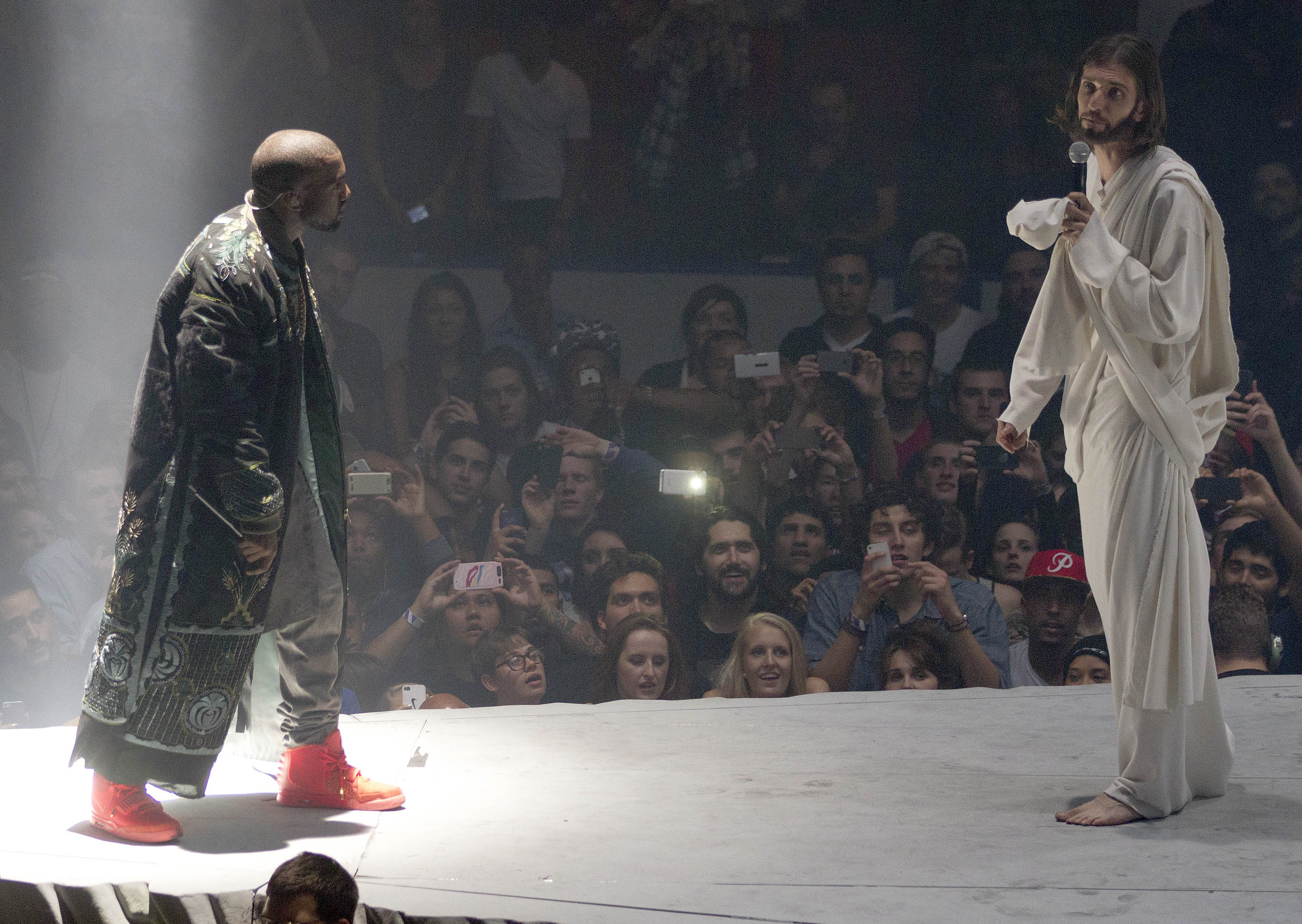 Ways Kanye West Is Not Prince Scott Woods Makes Lists - Kanye west forgets he is kanye west for a split second