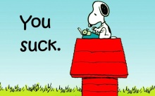 snoopy_yousuck