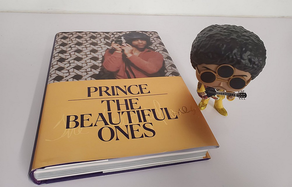 "Irresistible Book: Prince's memoir ""The Beautiful Ones"""
